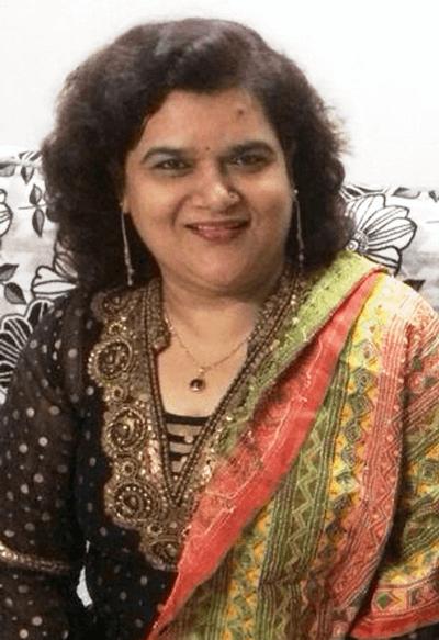 Geeta Tripathi
